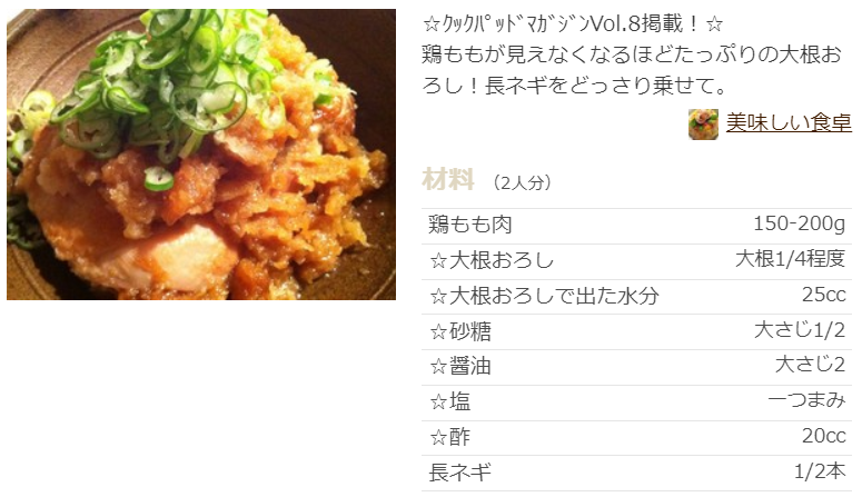鶏もも肉の人気レシピ!【絶品】つくれぽ1000以上殿堂入りだけ