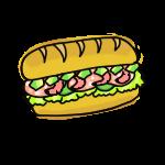 【坂上&指原のつぶれない店】バインミー☆サンドイッチのお店の場所はどこ?エビアボカドの値段はいくら?