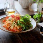 【きょうの料理】ごぼうのソムタム風サラダのレシピ!栗原はるみさん