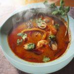 【スッキリ】トムヤムクンのレシピ!鍋に食材を入れるだけで簡単!小倉優子さん(2月12日)