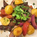 【あさイチ】ペルー風牛肉と野菜のしょうゆ炒め(ロモサルタード)のレシピ!スタミナがつく夏におすすめペルーの定番料理!荻野恭子さん!みんなゴハンだよ(6月12日)