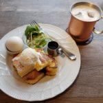 【教えてもらう前と後】余ったクロワッサンでフレンチトーストの作り方!パンペルドゥのレシピ(7月16日)