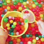 【ハナタカ優越館】スーパーボールの作り方!洗濯のりと塩【動画あり】(8月15日)