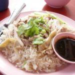【ヒルナンデス】1食120円!カオマンガイの作り方(炊飯器で簡単に作る)!コストコのロティサリーチキンを使用(9月2日)