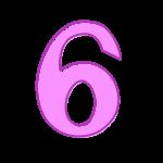 【ビビット】マインドナンバー「6番・メッセンジャー」のこの先3年の運勢!イヴルルド遙華さん(9月26日)