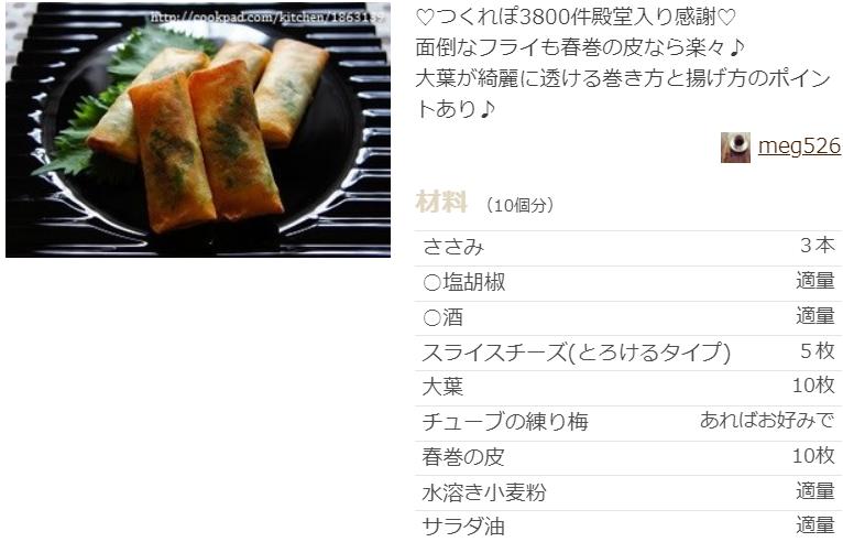 人気 位 1 チーズ ささみ レシピ